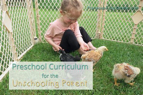 homeschool preschool curriculum for the unschooling parent 223 | Preschool Curriculum for the Unschooling Parent