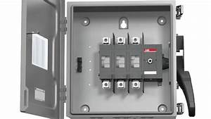 Abb Enclosed Heavy Duty Safety Switches