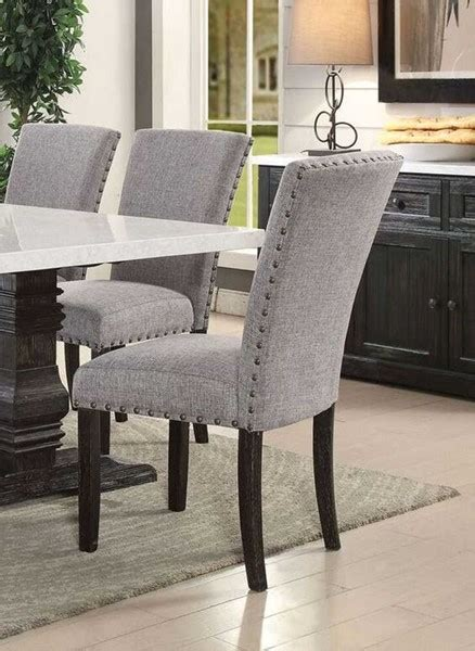 acme furniture nolan side chairs  classy home