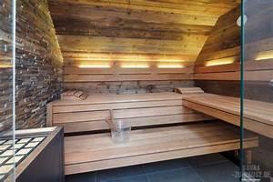 Sauna Mit Glasfront : unikat der natur sauna zu hause ~ Whattoseeinmadrid.com Haus und Dekorationen