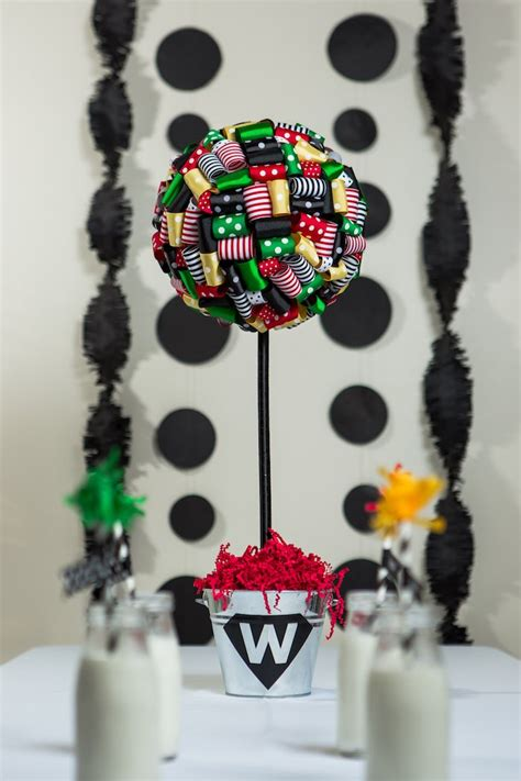 karas party ideas modern justice league birthday party