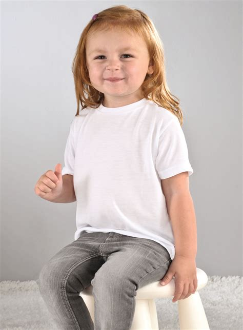 sublivie  toddler polyester  shirt tsc apparel