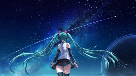 Hatsune Miku Anime Wallpaper - miku hatsune wallpaper hd ps4wallpapers
