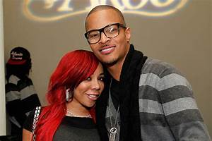 T.I. and Tiny are expecting another baby | Page Six  Tiny