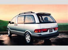 1998 Toyota Previa Picture 76723
