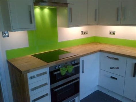 lime green splashback kitchen glass kitchen splashbacks uk glass splashbacks and 7110