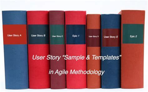 epic  agile methodology definition template