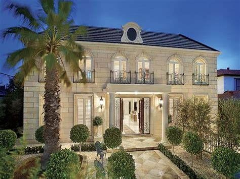 Small French Chateau House Plans Cool Floor Pinterest