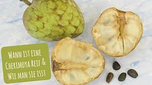 Wann Ist Kürbis Reif : wann ist eine cherimoya reif wie isst man sie youtube ~ Lizthompson.info Haus und Dekorationen