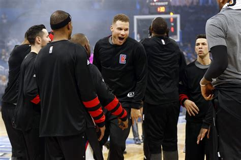 clippers injury update blake griffin  tonight
