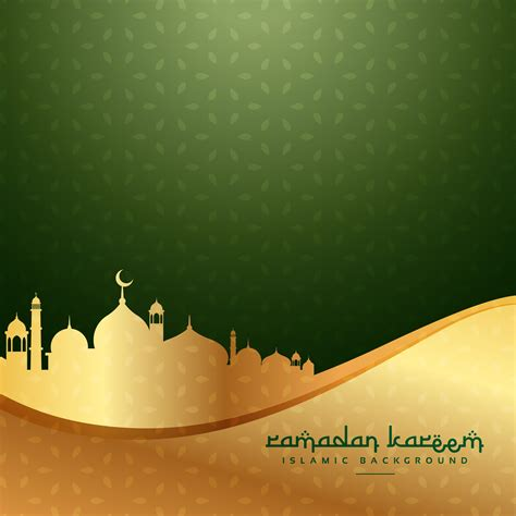 ramadan muslim festival background  gambar