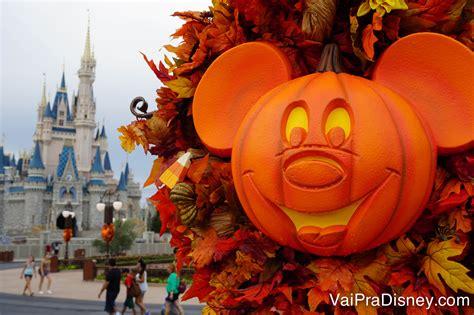 Festas Especiais De Dia Das Bruxas Nos Parques De Orlando