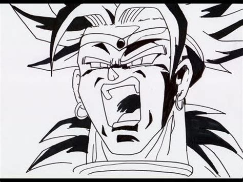 draw broly youtube