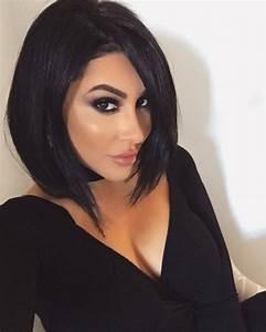 Coupes Cheveux Mi Longs 2018 : coiffure cheveux mi longs 2018 2019 coiffure simple et facile ~ Melissatoandfro.com Idées de Décoration