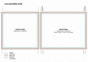 Cd jewel case template a4 gemma randall for Cd dimensions template