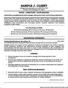 Professional Resume Format 2016 by Professional Resume Templates 2016 Free Sles