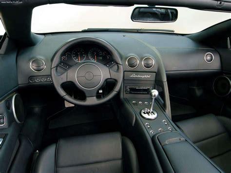 Lamborghini Murcielago Interior Image 213