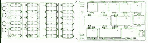 October Mercedes Fuse Box Diagram