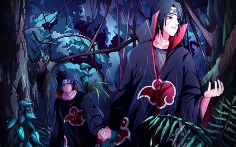 Sasuke And Itachi Wallpaper Hd