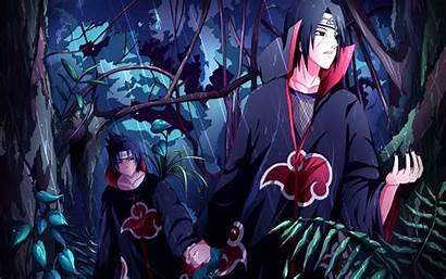 Itachi Sasuke Wallpapers Uchiha Akatsuki Anime Naruto
