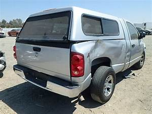 Used Parts 2007 Dodge Ram 1500 Sxt 3 7l V6 Engine