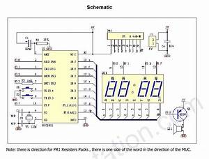 Digital Clock Circuit Diagram Pdf