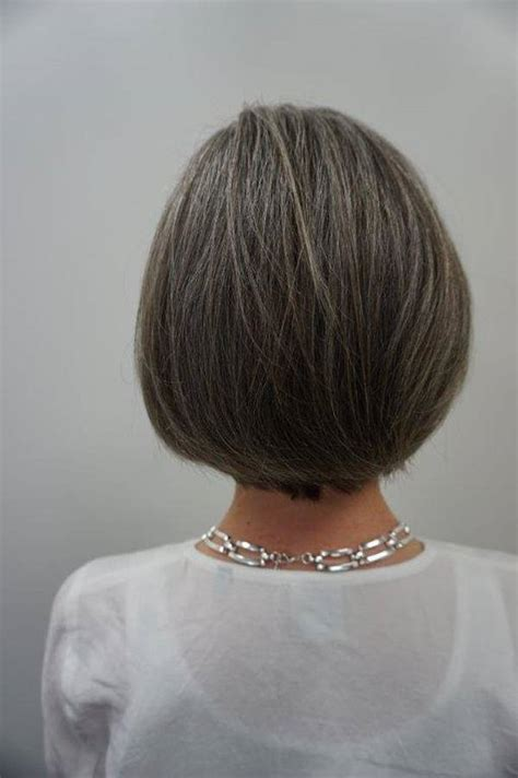 To Brown Turned Grey by Graying Gracefully Tips From Gray Goddesses Top Colorists