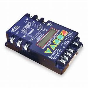 Icm450 - Icm Controls Icm450 - Icm450 3 Phase Line Voltage Monitor