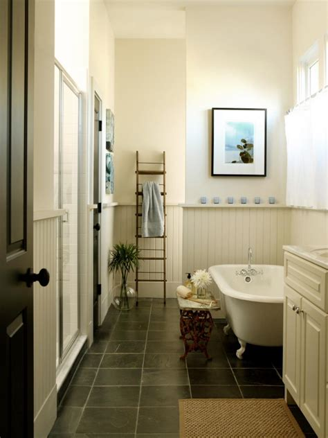 bathroom flooring options hgtv