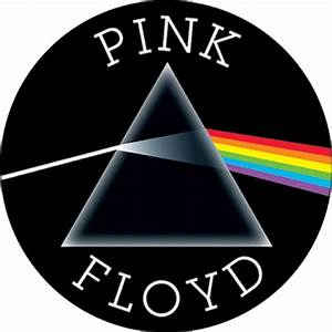 Pink Floyd The Dark Side of The Moon Button