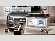 Your Guide to Porsche and Audi Battery Services in Denver