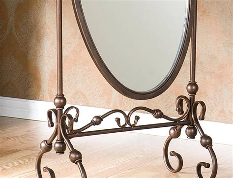 Wrought Iron Bathroom Mirror by 2019 Best Of Rod Iron Mirrors