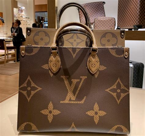 smaller louis vuitton onthego mm bag guide spotted fashion