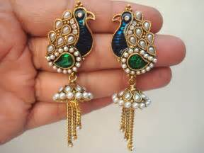 jhumki style earrings jhumka jhumki jewellery india