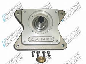 712511   Ford V8 To Jeep T15 Transmission Adapter Kit