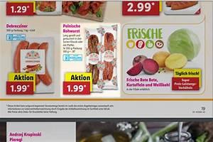 Lidl In Polen : gefahr durch polnische rohwurst bei lidl jagdpraxis ~ Frokenaadalensverden.com Haus und Dekorationen