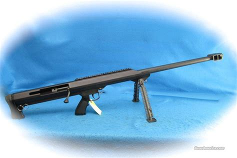 Used 50 Bmg For Sale by Barrett Model 99 Bolt 50 Bmg Cal Rifle For Sale