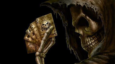horror skull wallpapers wallpaper cave