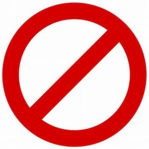 File:Forbidden Symbol Transparent.svg - Wikimedia Commons