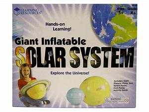 Giant Inflatable Solar System (page 2) - Pics about space