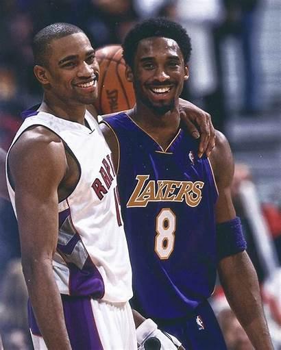 Carter Vince Basketball Kobe Legends Bryant Baskeball