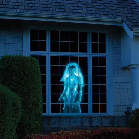 projector halloween window projection animated christmas scene holographic windowfx decorations scary scenes windows display ghosts dancing screen creepy kit digital