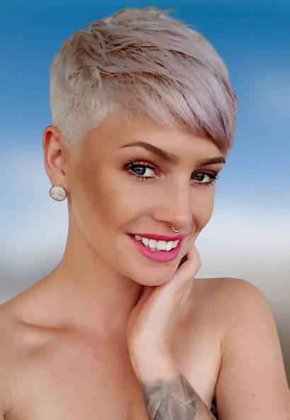 2021 Pixie Haircuts Short Hair Colors