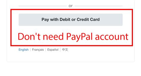Your refund will go to your credit card. How to Pay with Credit Card through PayPal without PayPal Account? - AppleCare Shop