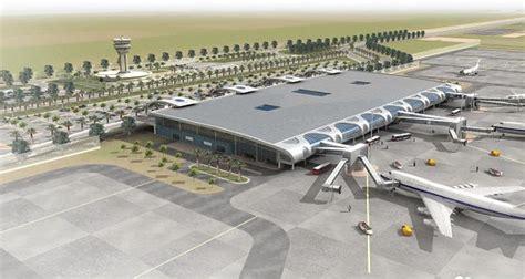 ten years   making senegals  airport opens
