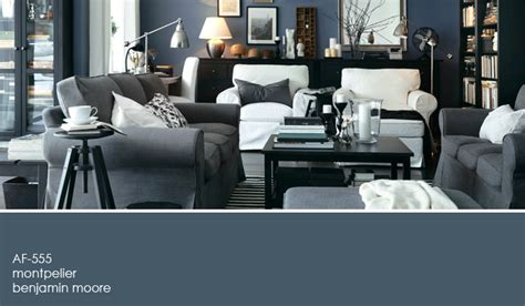 Blue Gray Paint In Living Room by A Blue Gray Living Room Living Room Paint Schemes