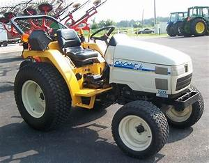 Cub Cadet 7273  Pdf Compact Tractor Service  Shop Manual