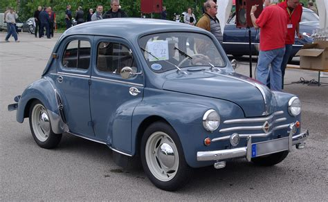 Renault 4CV - Wikiwand