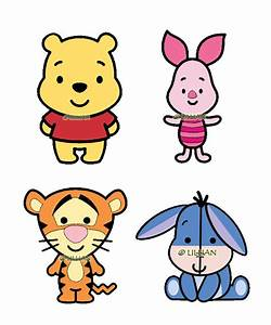 winnie the pooh baby piglet - Google zoeken   schattige ...