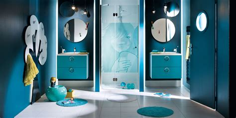 des salles de bains pour les ados inspiration bain